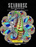Sea Horse Adult Coloring Books Book PDF