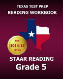Texas Test Prep Reading Workbook Staar Reading, Grade 5