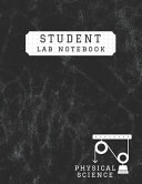 Physical Science Student Lab Notebook