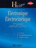 Électronique/Électrocinétique 1re année MPSI-PCSI-PTSI - édition 2003