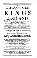 A Chronicle of the Kings of England