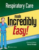 Respiratory Care Made Incredibly Easy [Pdf/ePub] eBook
