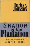 Pdf Shadow of the Plantation
