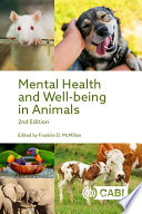 Mental Health And Well Being In Animals 2nd Edition