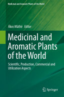 Pdf Medicinal and Aromatic Plants of the World Telecharger