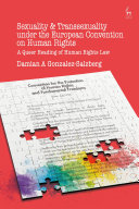 Sexuality and Transsexuality Under the European Convention on Human Rights Pdf/ePub eBook