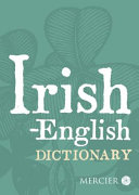 Irish English Dictionary