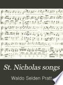 St  Nicholas Songs