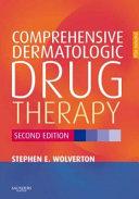 Comprehensive Dermatologic Drug Therapy Book
