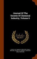Journal of the Society of Chemical Industry