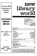 New Library World