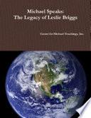 Michael Speaks  The Legacy of Leslie Briggs