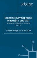 Economic Development, Inequality and War Pdf/ePub eBook