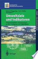Umweltziele und Indikatoren