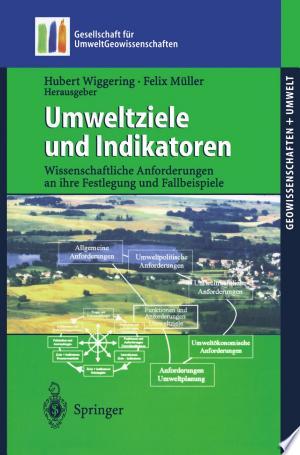 Download Umweltziele und Indikatoren Free Books - Read Books