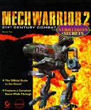 Mech Warrior 2 Strategies and Secrets