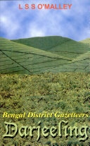 Bengal District Gazetteer   Darjeeling