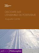 Discours sur l'ensemble du positivisme Pdf/ePub eBook