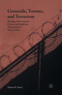Genocide, Torture, and Terrorism Pdf/ePub eBook