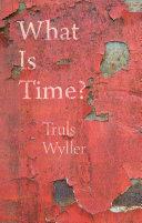 What Is Time? Pdf/ePub eBook