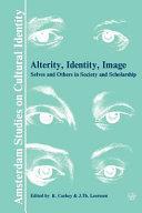 Alterity  Identity  Image