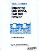 Exploring our world  past and present Book