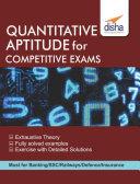 Quantitative Aptitude for Competitive Exams   SSC  Banking  Railways  Defense  Insurance