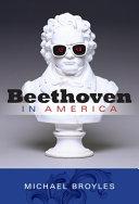 Pdf Beethoven in America