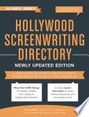 Hollywood Screenwriting Directory Fall/Winter