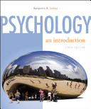Cover of Psychology: An Introduction