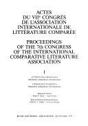 Proceedings of the Congress