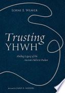 Trusting YHWH Book PDF