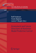 Pdf Assessment and Future Directions of Nonlinear Model Predictive Control Telecharger