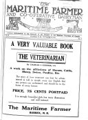 The Maritime Farmer And Co Operative Dairyman