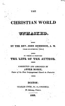 The Christian World unmasked. Pray come and peep