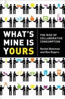 What's Mine Is Yours Book