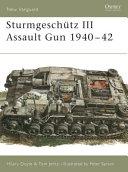 Sturmgeschütz III Assault Gun 1940–42