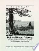 Point of Pines  Arizona Book