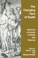 The Changing Face of Death Book