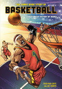 The Comic Book Story of Basketball Book