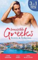 Irrestistible Greeks Secrets and Seduction