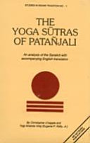 The Yoga S  tras of Pata  jali Book