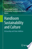Handloom Sustainability and Culture