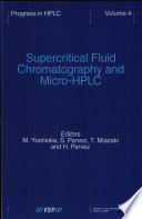 Supercritical Fluid Chromatography And Micro hplc