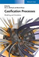 Gasification Processes Book PDF