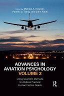 Advances in Aviation Psychology  Volume 2 Book