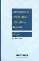 Introduction to United States International Taxation - Seite 55