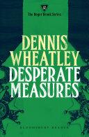 Desperate Measures ebook