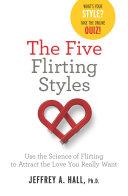 Pdf The Five Flirting Styles