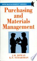 Purchasing & Materials Management